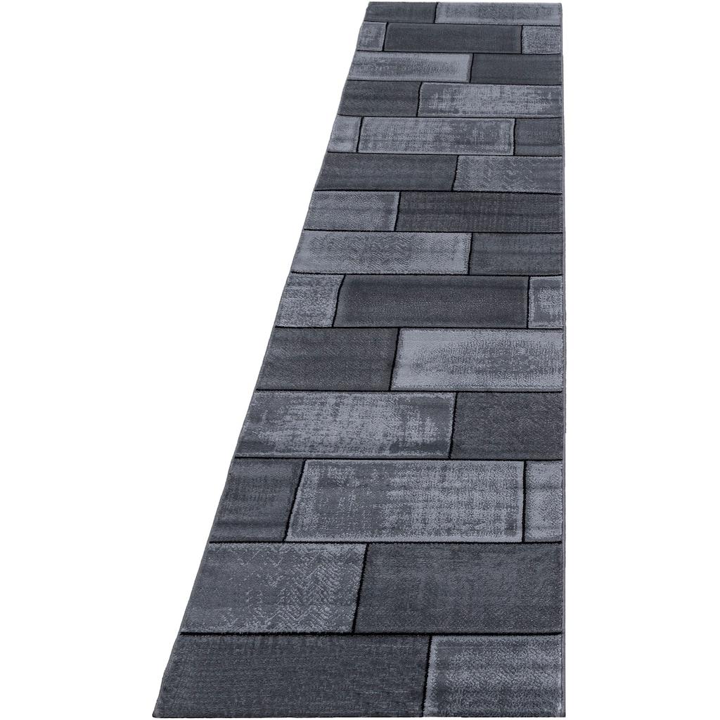 Ayyildiz Läufer »Plus 8007«, rechteckig, 6 mm Höhe, 80cm x 300cm (BxL)