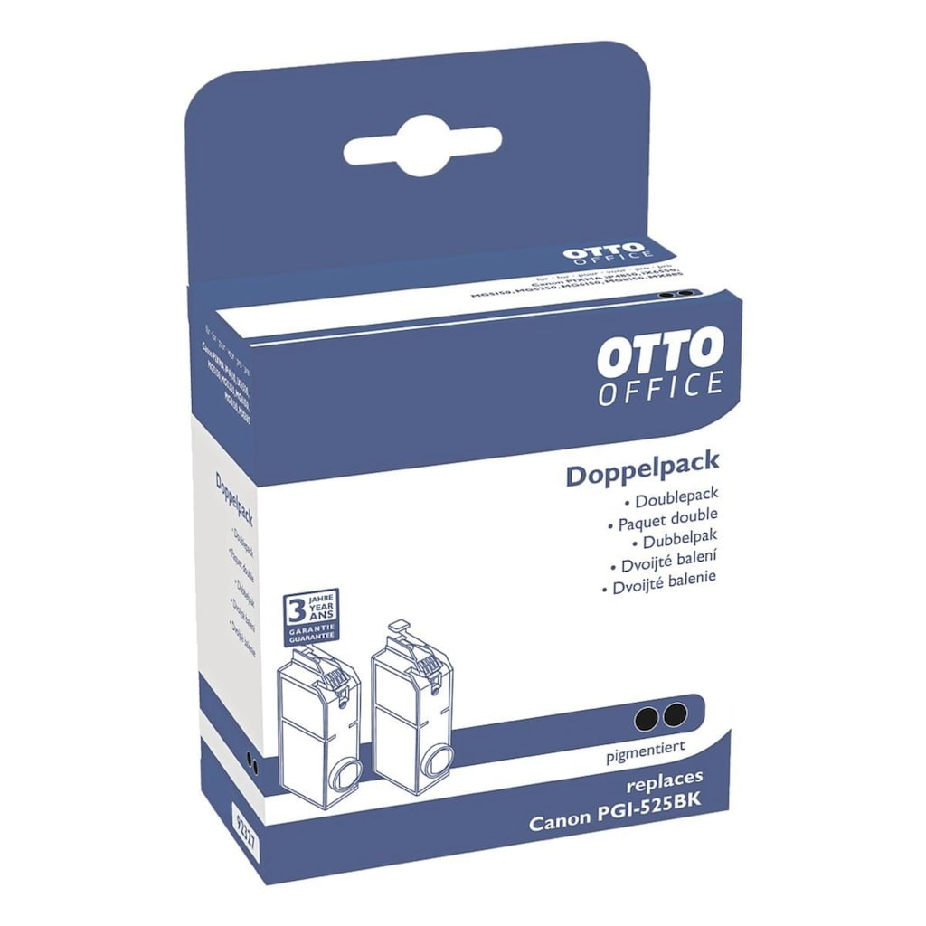 Otto Office Doppelpack Tintenpatronen ersetzt Canon