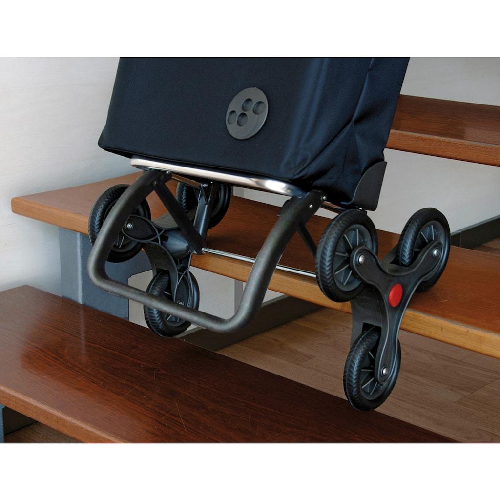 Rolser Einkaufstrolley »Logic RD6 I-Max MF«, mit 6 Rädern, zuzammenplappbar, Treppensteiger, Tasche abnehmbar