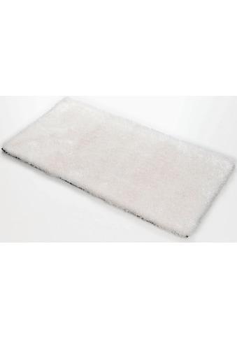 Hochflor - Teppich, »KiYou Shaggy«, KiYou Shaggy, rechteckig, Höhe 40 mm, handgetuftet kaufen
