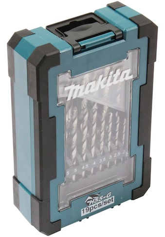 Makita Bohrersatz »D-67549«, HSS-G 19-tlg. kaufen