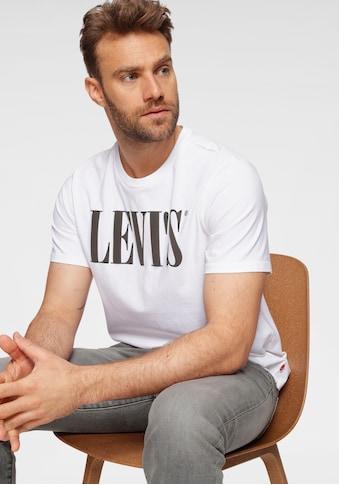 Levi's® T - Shirt »SERIF« kaufen