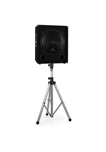 Malone Boxenstativ für PA - Boxen 25kg Belastbarkeit silber Alu »PW Speaker« kaufen