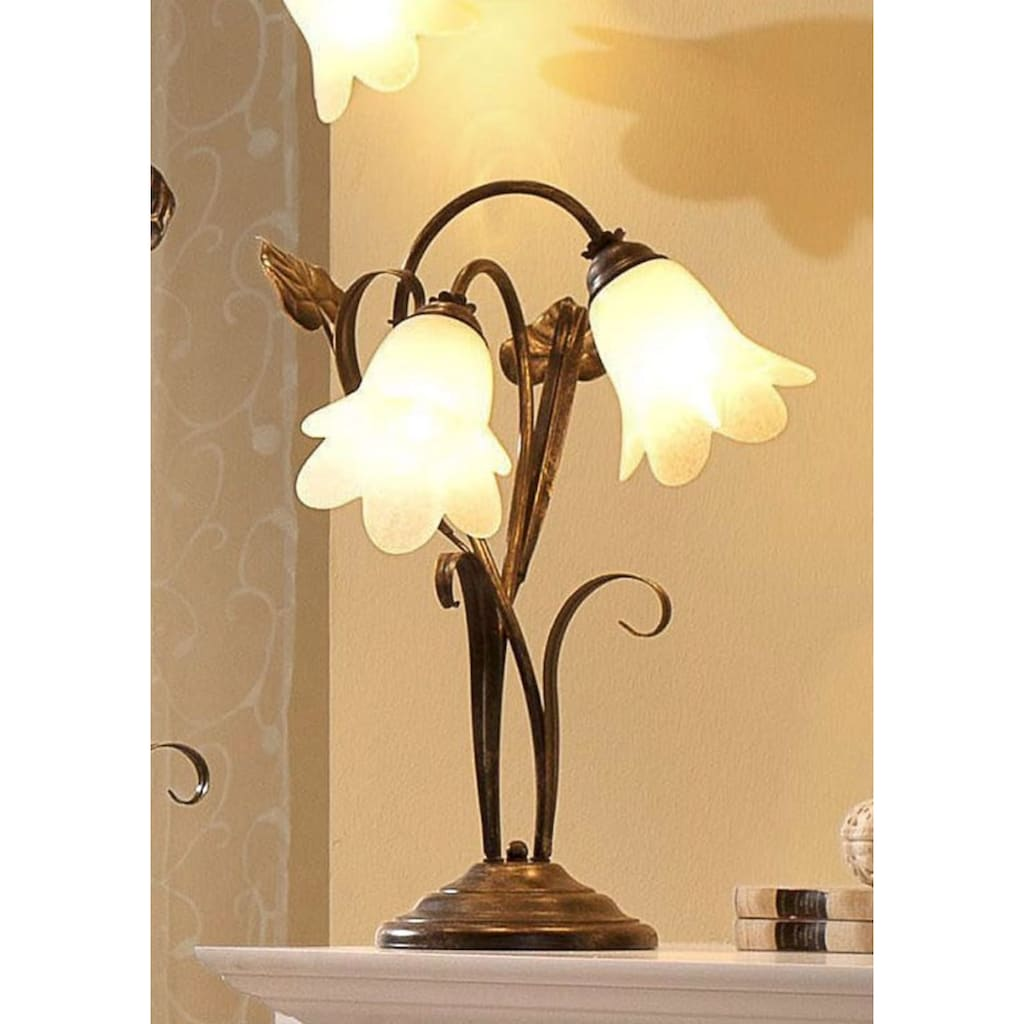 Tischleuchte »Florentiner«, E14