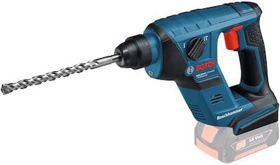 BOSCH PROFESSIONAL Akku - Bohrhammer »GBH 18 V - LI Compact« kaufen