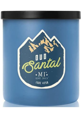 COLONIAL CANDLE Duftkerze »Oud Santal«, Höhe ca. 10,8 cm kaufen