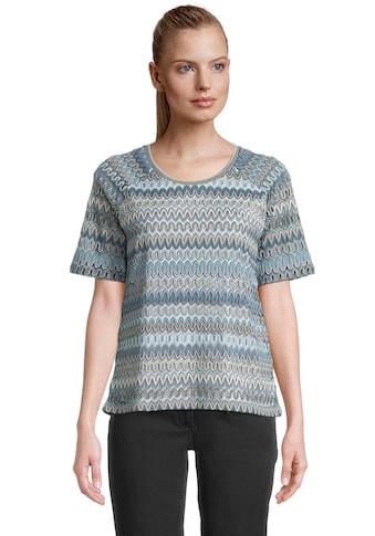 Betty Barclay Rundhalsshirt, mit Glitzerfäden kaufen