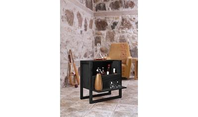 Woodman Barschrank »New Est«, Breite 60 cm, eine kompakte und vielseitige Ergänzung kaufen