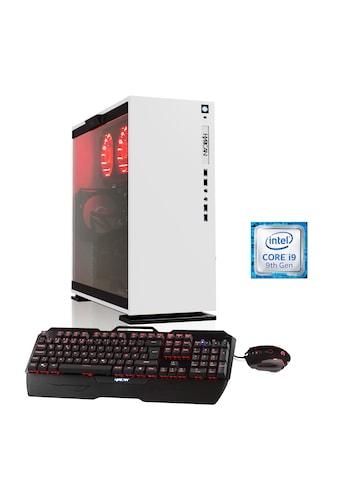 Hyrican Gaming - PC i9 - 9900KF, 32GB, SSD + HDD, RTX 2080 SUPER »Elegance 6431 mit Wasserkühlung« kaufen