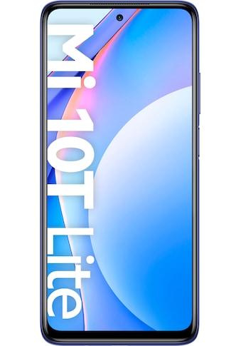 "Xiaomi Smartphone »Mi 10T lite 6GB+128GB«, (16,9 cm/6,67 "" 128 GB Speicherplatz, 64 MP Kamera) kaufen"