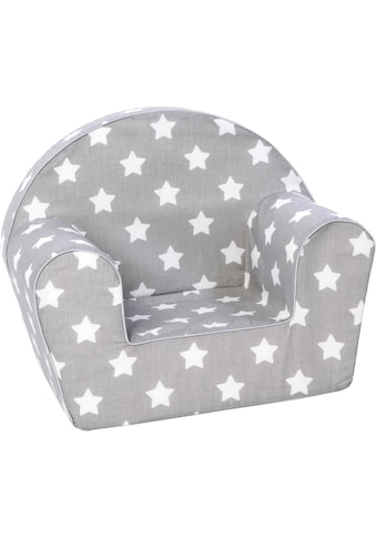 Knorrtoys® Sessel »Grey White Stars«, Made in Europe kaufen