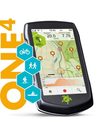 TAHUNA Outdoor-Navigationsgerät »ONE4«, Outdoor-Navigationsgerät kaufen