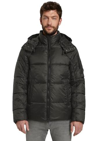 TOM TAILOR Winterjacke, mit Kapuze kaufen