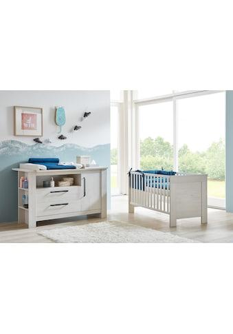 arthur berndt Babymöbel-Set »Til«, (Spar-Set, 2 St.), mit Kinderbett und... kaufen