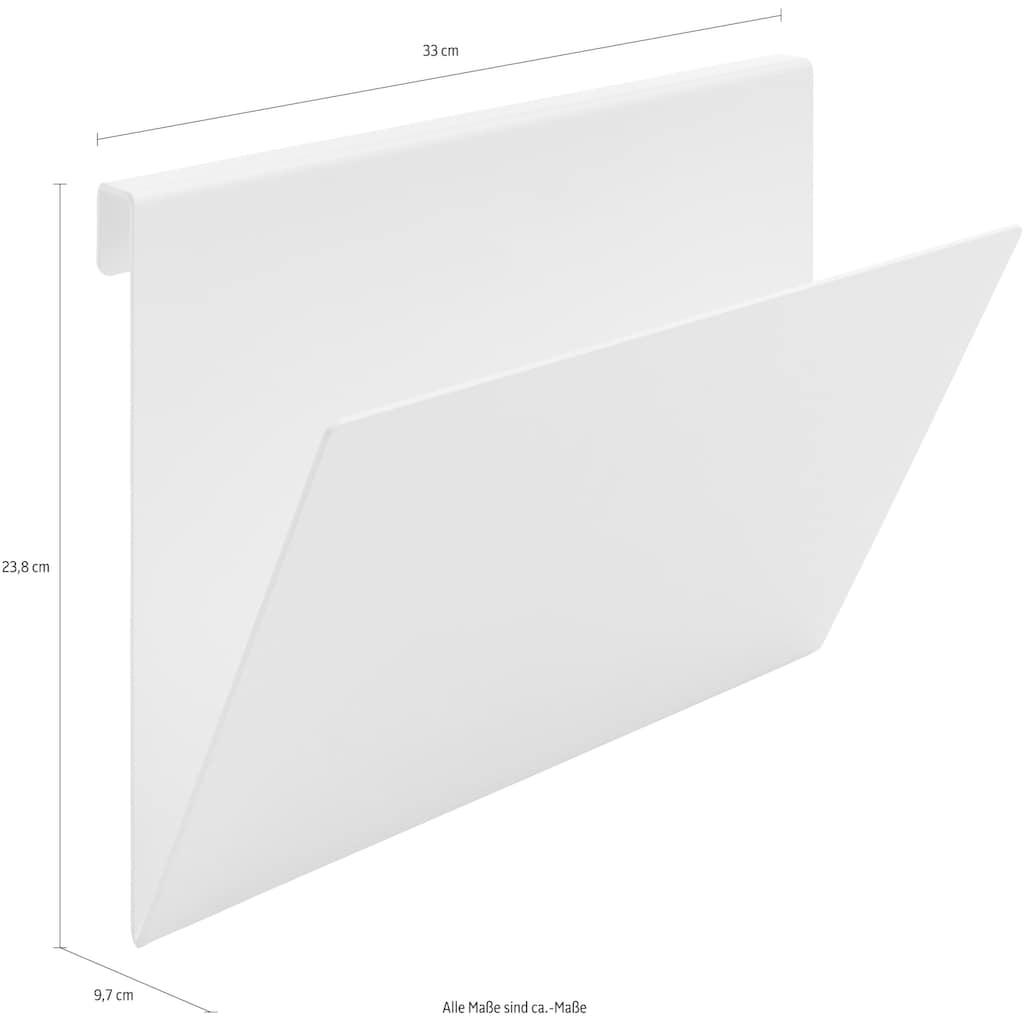 Müller SMALL LIVING Ablageelement »FLAI Add-On Papier- und Zeitschriftenablage«