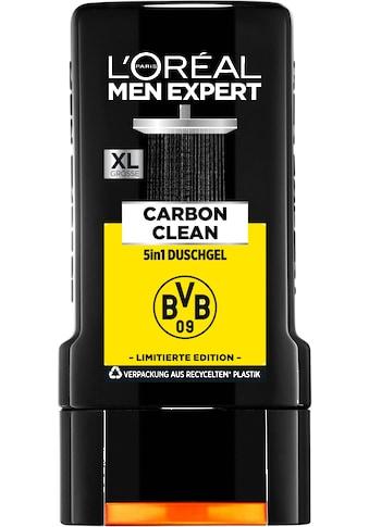 L'ORÉAL PARIS MEN EXPERT Duschgel »Carbon Clean 5in1 mit Karbon BVB Edition« kaufen