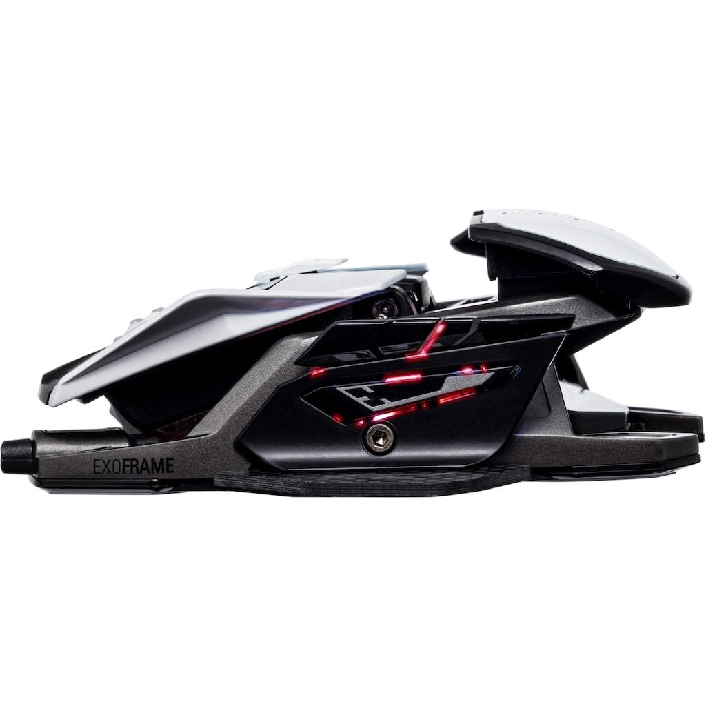Mad Catz Gaming-Maus »R.A.T. X3 Black«, kabelgebunden