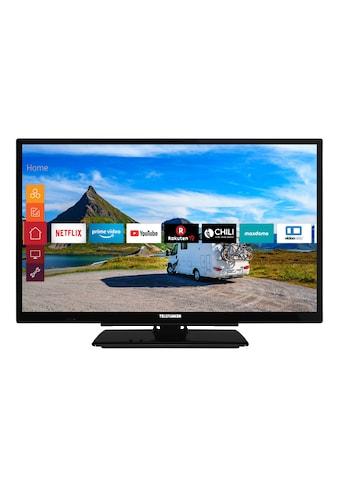 Telefunken XF22G501V LED - Fernseher (55 cm / (22 Zoll), Full HD, Smart - TV kaufen