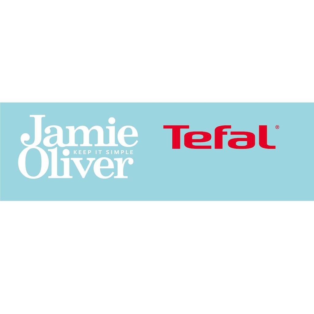 Tefal Bratpfanne »by Jamie Oliver«, Edelstahl, (1 tlg.), Induktion