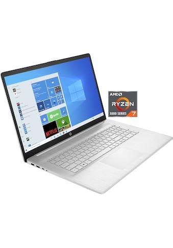 """HP Notebook »17-cp0072ng«, (43,9 cm/17,3 """" AMD Ryzen 7 Radeon Graphics\r\n 512 GB... kaufen"""