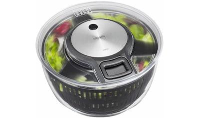 GEFU Salatschleuder »Speed Wing«, Edelstahl/Kunststoff, Inhalt 5 Liter, Ø 27 cm kaufen