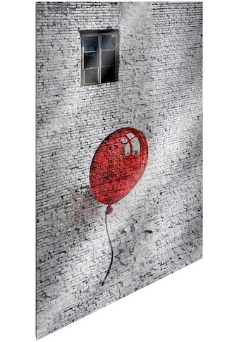 Art & Pleasure Metallbild »Stone balloon« kaufen
