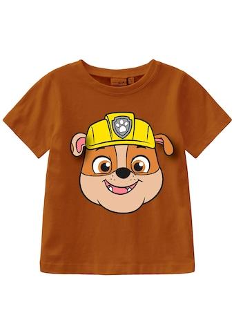PAW PATROL T-Shirt »RUBBLE« kaufen