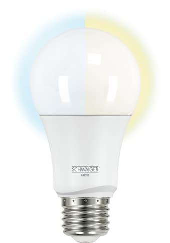 Schwaiger LED Lampe E27 dimmbar -smarte LED- Glühbirne Akzentlicht kaufen