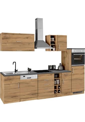 HELD MÖBEL Küchenzeile »Colmar«, ohne E-Geräte, Breite 300 cm kaufen