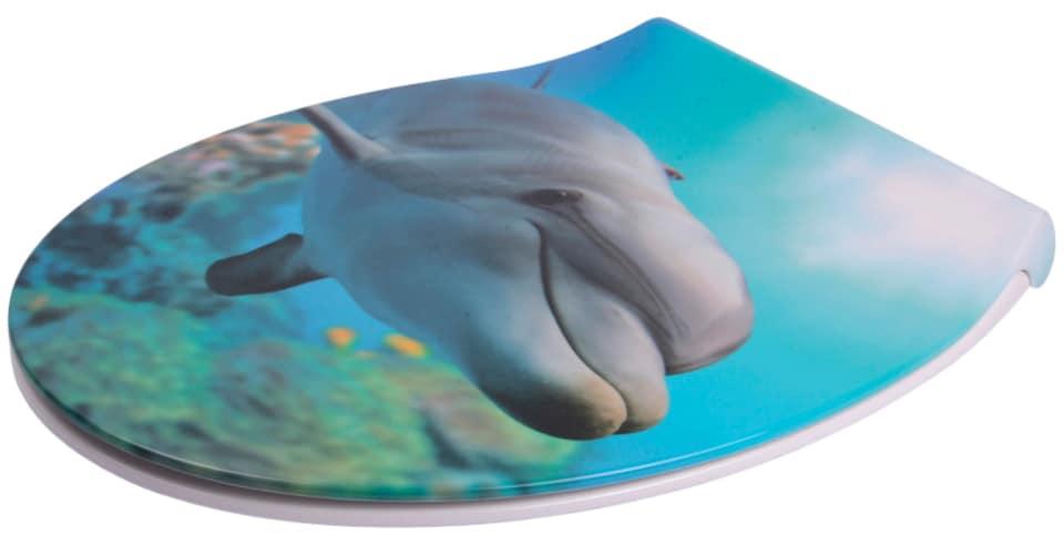 sanilo wc sitz flat delphin mit absenkautomatik auf rechnung bestellen. Black Bedroom Furniture Sets. Home Design Ideas