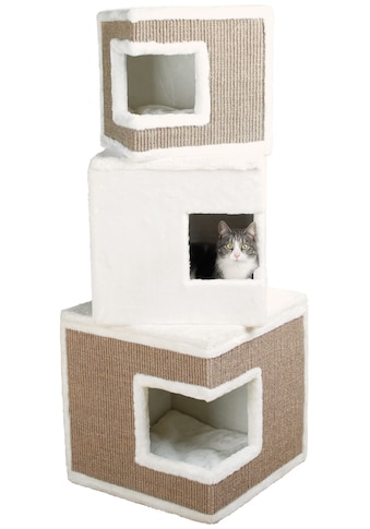 TRIXIE Kratzbaum »Cat Tower Lilo«, hoch, BxTxH: 46x46x123 cm kaufen