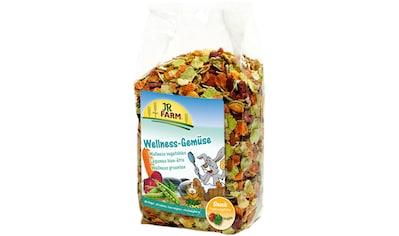 JR Farm Nagerfutter »Wellness Gemüse«, 3 Beutel á 600 g kaufen
