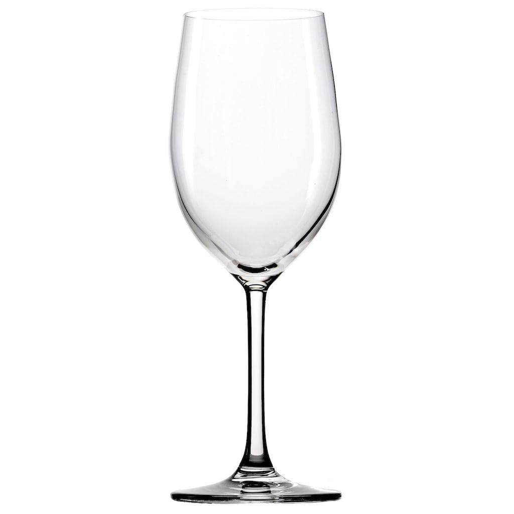 Stölzle Rotweinglas »CLASSIC long life«, (Set, 6 tlg.), 448 ml, 6-teilig