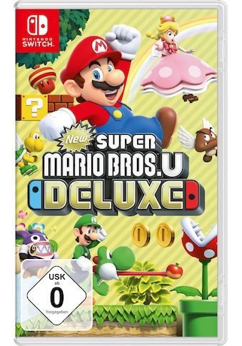 New Super Mario Bros. U Deluxe Nintendo Switch kaufen