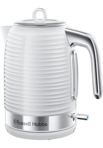 RUSSELL HOBBS Wasserkocher »Inspire 24360-70«, 1,7 l, 2400 W, Schnellkochfunktion, energiesparend kaufen