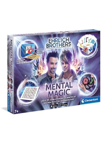 Clementoni® Zauberkasten »Ehrlich Brothers Mental Magic«, Made in Europe kaufen