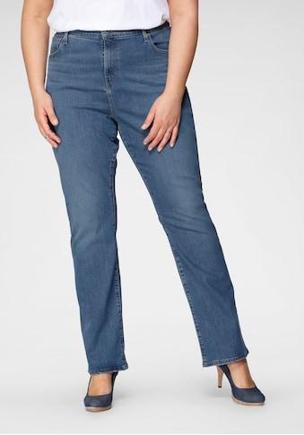 Levi's® Plus Bootcut-Jeans »725«, High Rise kaufen