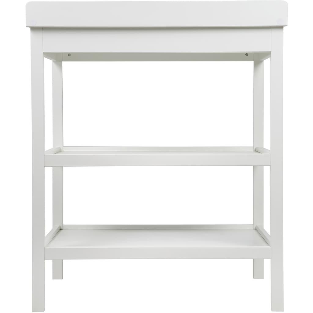 roba® Wickelregal »Style, weiß«, inkl. Wickelauflage, 55 cm
