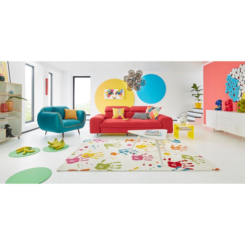 my home Gemälde »XOXO / Colourful Face«, (100/3,5/50 cm)