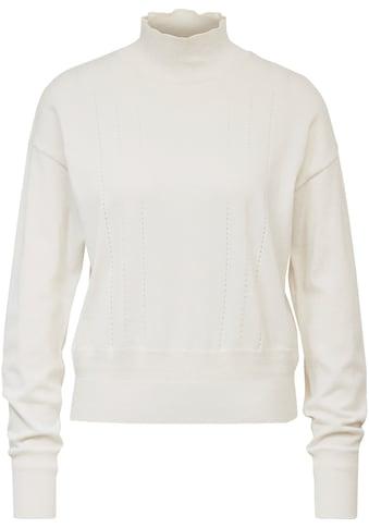 G - Star RAW Stehkragenpullover »Core mock knit« kaufen