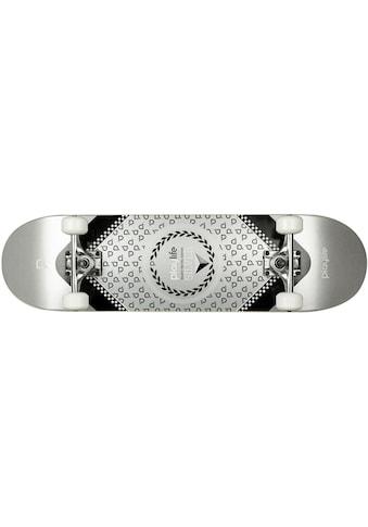 Playlife Skateboard »Heavy Metal Silver« kaufen