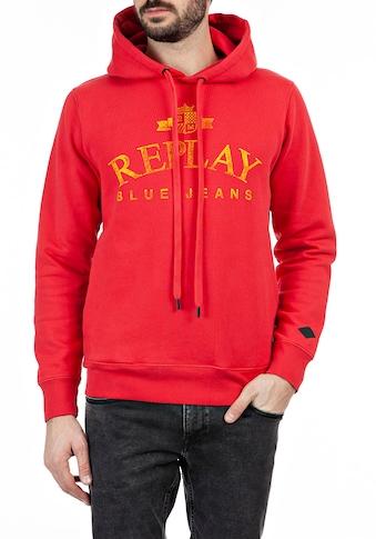Replay Kapuzensweatshirt kaufen