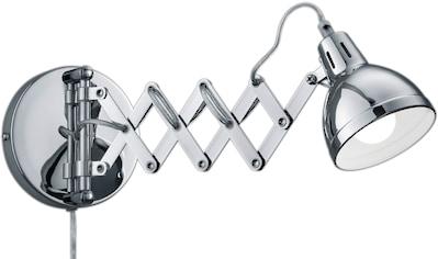 TRIO Leuchten Wandleuchte »SCISSOR«, E14 kaufen