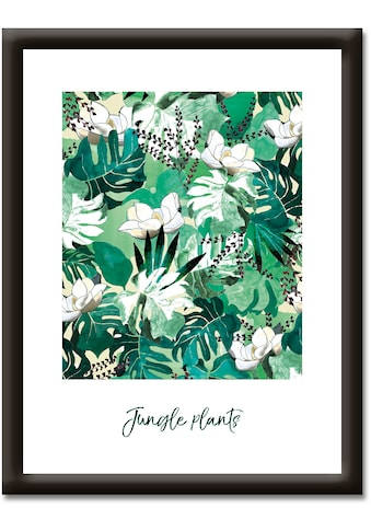 Artland Wandbild »Dschungelpflanzen« kaufen