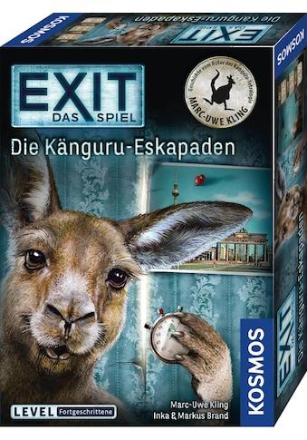 Kosmos Spiel »EXIT - Die Känguru-Eskapaden«, Made in Germany kaufen
