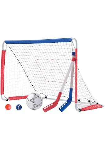 Step2 Fußballtor »Kickback & Pitch Back«, (Set), BxTxH: 45,7x76,2x123 cm kaufen