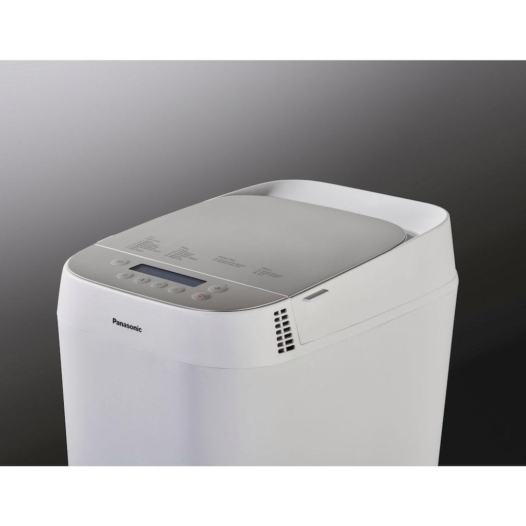Panasonic Brotbackautomat »SD-ZP2000WXE«, 18 Programme, 700 W