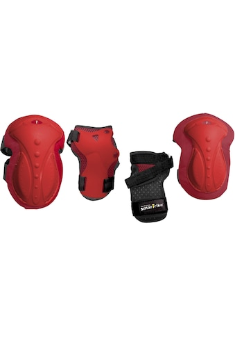 smarTrike® Protektoren - Set »safeTogo™ Protection Set M, rot« kaufen