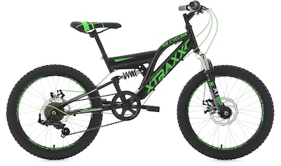 KS Cycling Mountainbike »XTRAXX«, 7 Gang Shimano Tourney Schaltwerk, Kettenschaltung kaufen