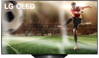 LG OLED65B9SLA OLED - Fernseher (164 cm / (65 Zoll), 4K Ultra HD, Smart - TV kaufen